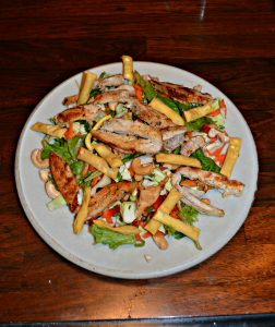 Get healthy in the new year with this Thai Chicken Salad