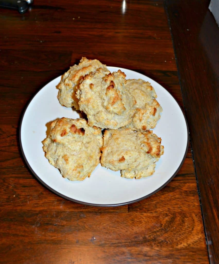 I love these super easy Biscuits!