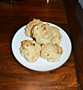 Easiest Ever Biscuits