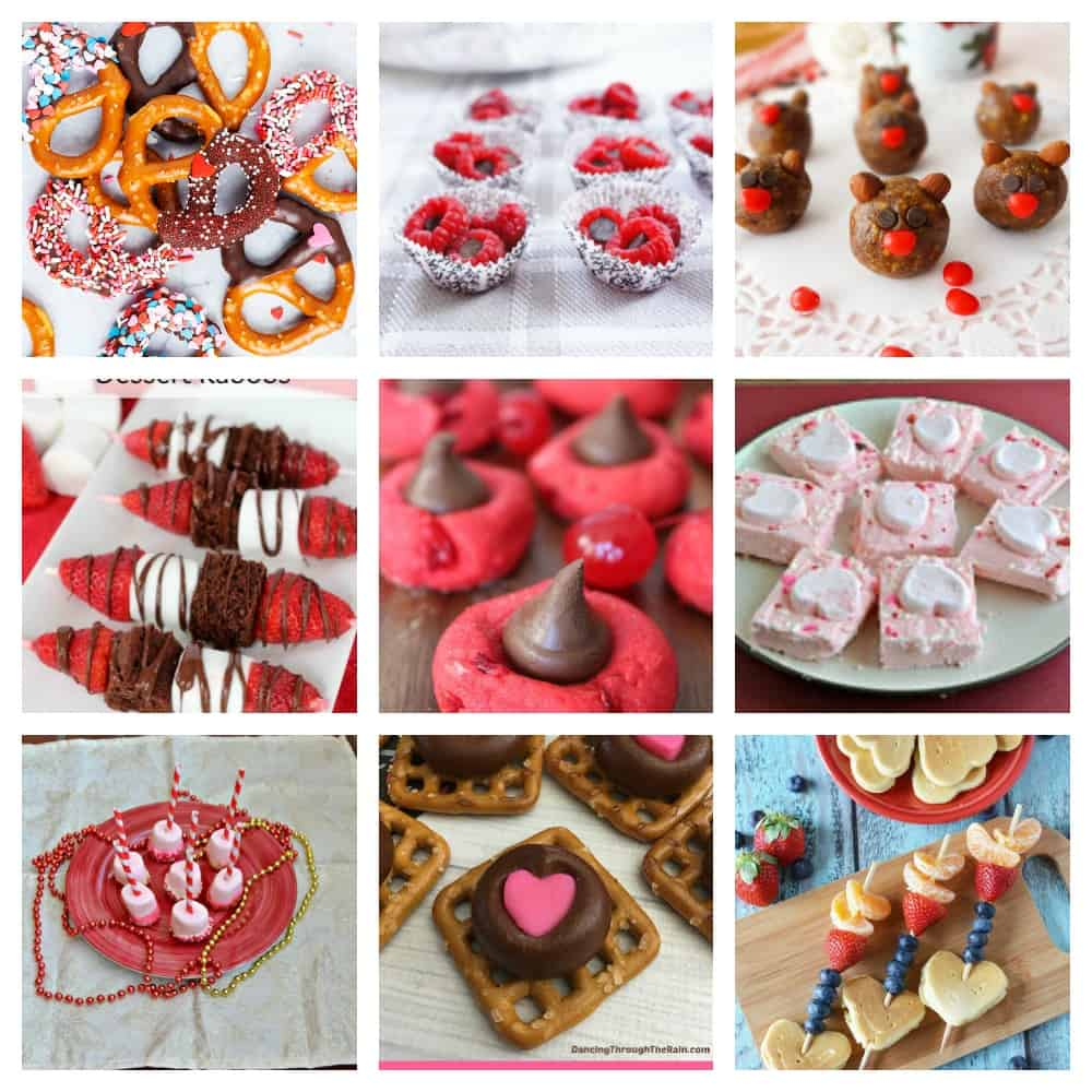 Valentine's Day Snack's for Toddlers