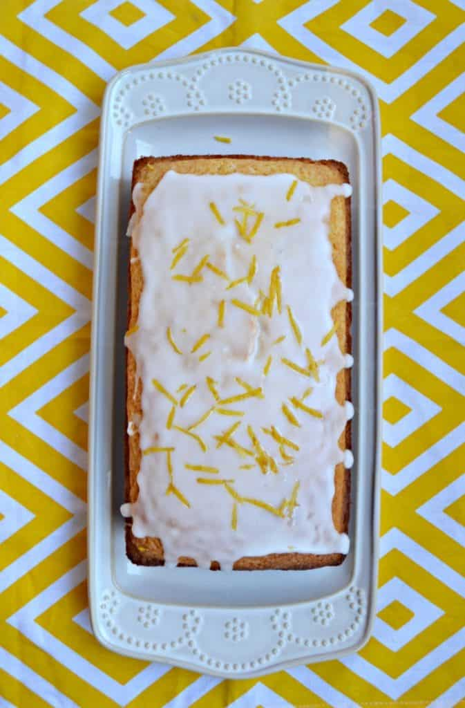 Don't pay a fortune at Starbucks! Get this Copycat Starbucks Lemon Loaf at home for pennies!