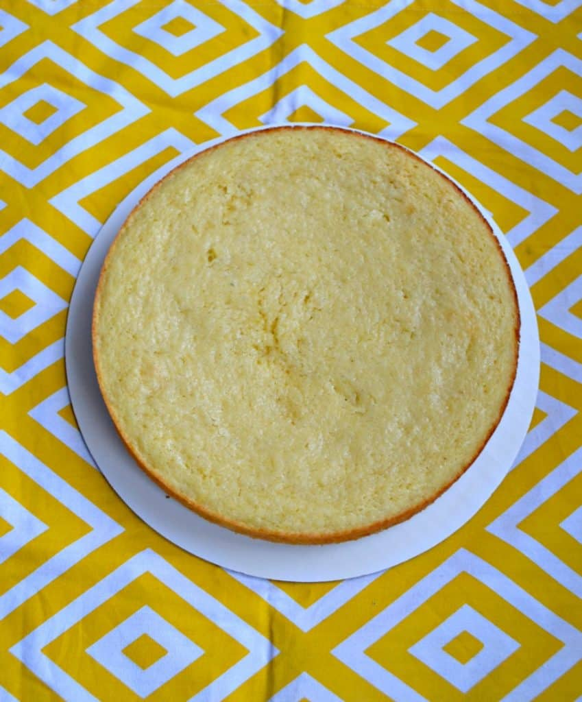 This Lemon Yogurt Cake is perfect for Easter Brunch