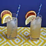 Pineapple Orange Lemonade #SummerGrilling