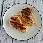 BBQ Rubbed Grilled Chicken #SummerGrilling