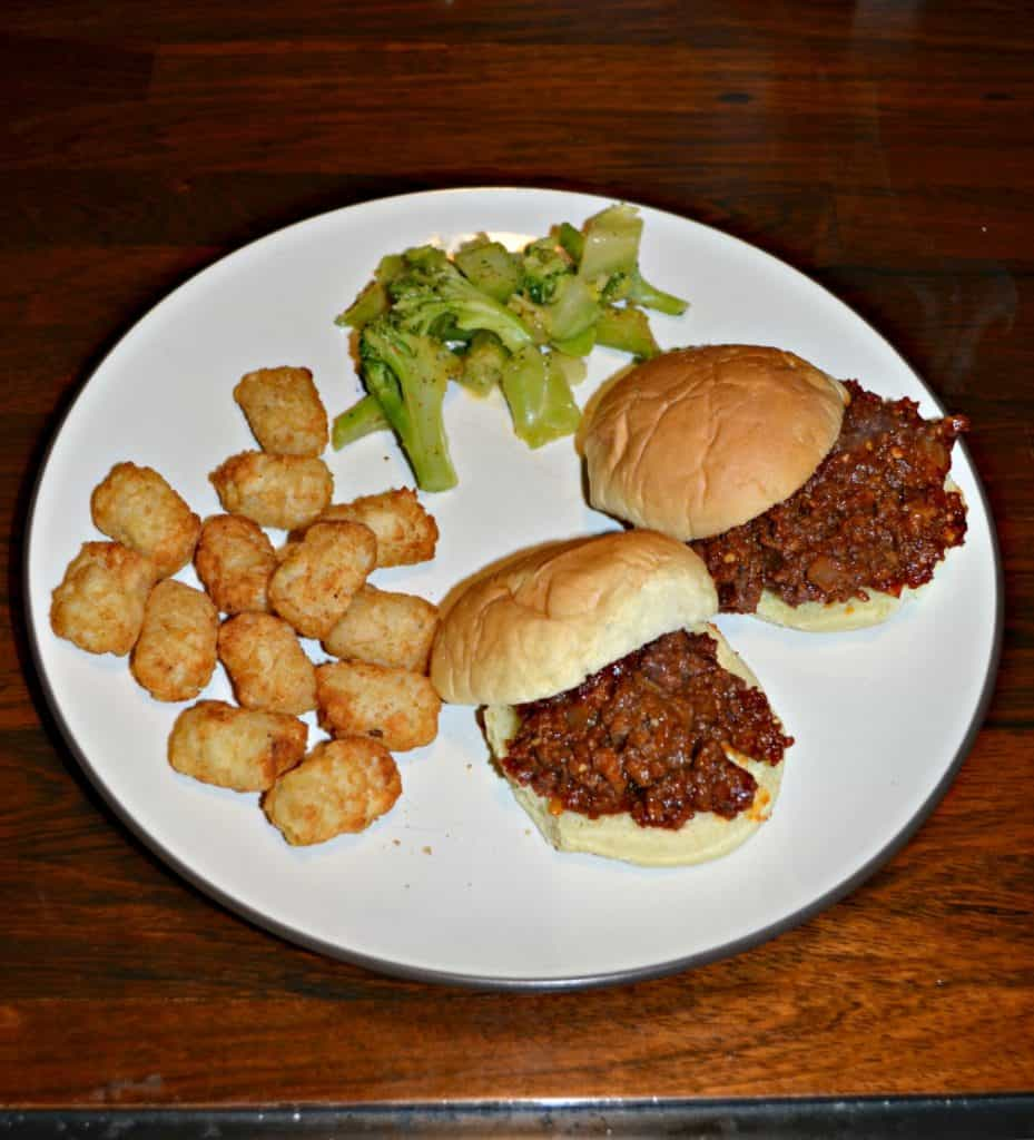 Kids and adults will love the flavors in these Classic Sloppy Joes