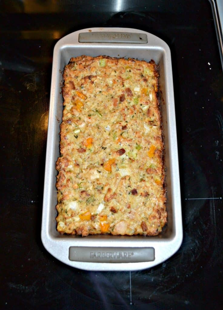 Mom's Tuna Loaf is perfect for meatless meals
