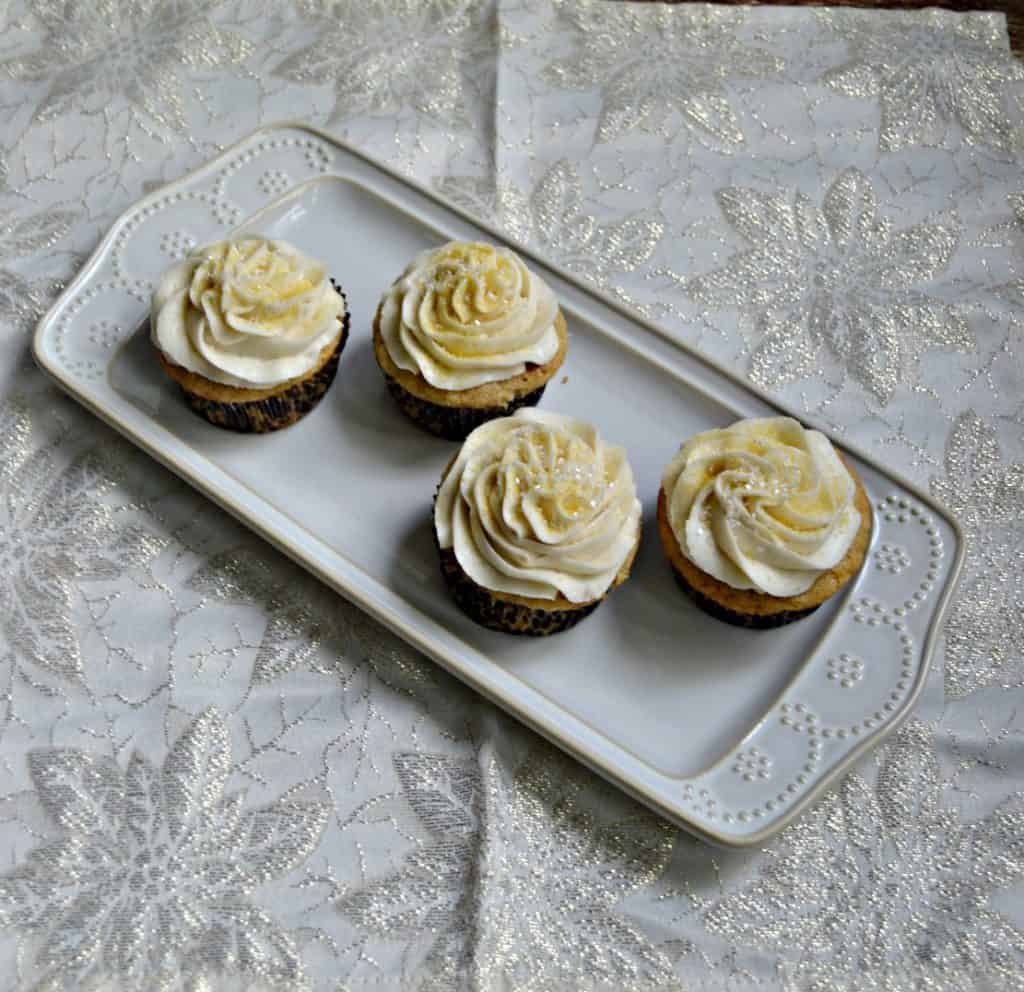 Brown Sugar Cinnamon Cupcakes are tasty and fun to make!