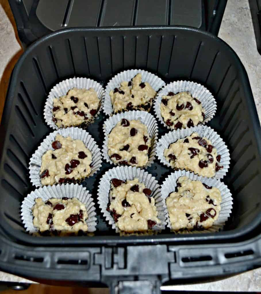 Yes you CAN make muffins in the Air Fryer!