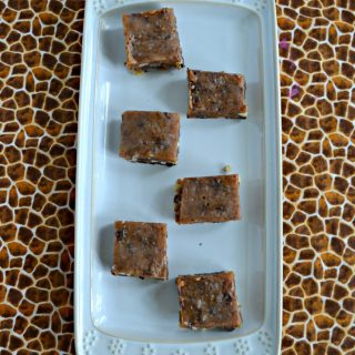 Bite into one of these delicioous Chocolate Walnut Caramels