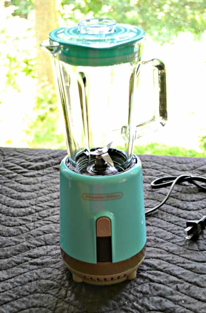 Personal blenders are great for smoothies and popsicles!
