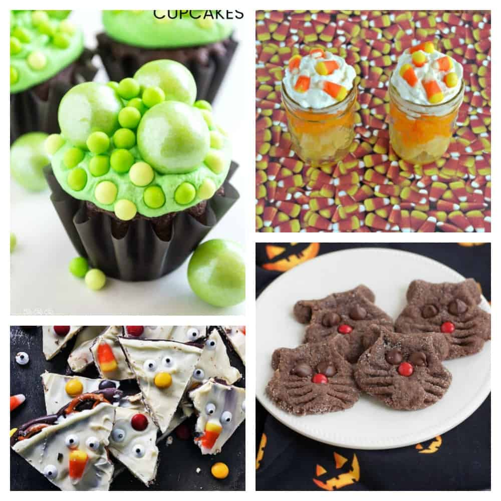 18 Awesome treats Kids can help make for Halloween