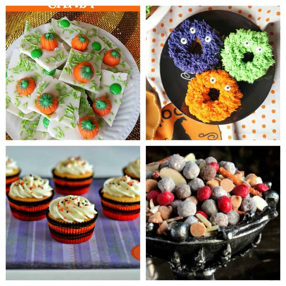 Fun Halloween Foods Toddlers Can Help Make!