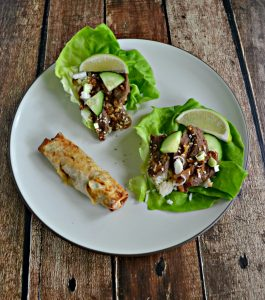 I can't get enough of these easy to make and flavorful Beef Bulgogi Lettuce Wraps
