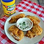 The Crispiest Air Fryer Southern Style Fried Chicken