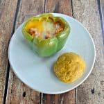 Chorizo Stuffed Peppers with Hatfield®