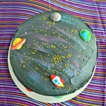 Space Cake:  Toddler Tuesdays