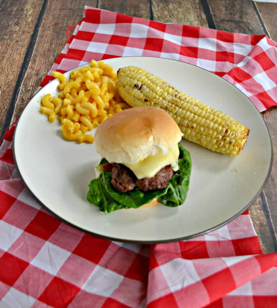 Winey burgers mix premium ground beef with a reduced wine sauce for an amazing flavored burger.