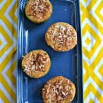 Banana, Papaya, and Passion Fruit Muffins #FreakyFruitsFriday