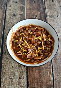 Instant Pot Cowboy Steak and Beans (and two ideas for using leftovers!)