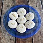 Ghorayeba (Egyptian Butter Cookies)
