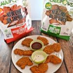 Dinnertime with CAULIPOWER Chicken Tenders