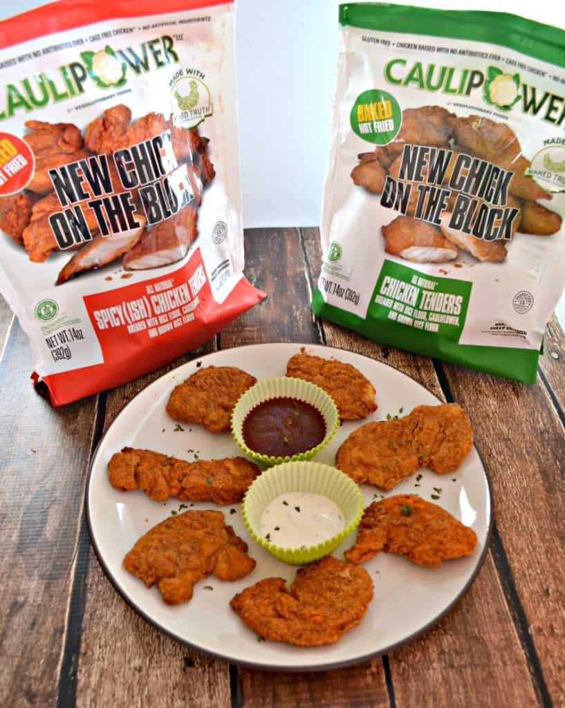 I can't get enough of these amazing CAULIPOWER Chicken Tenders