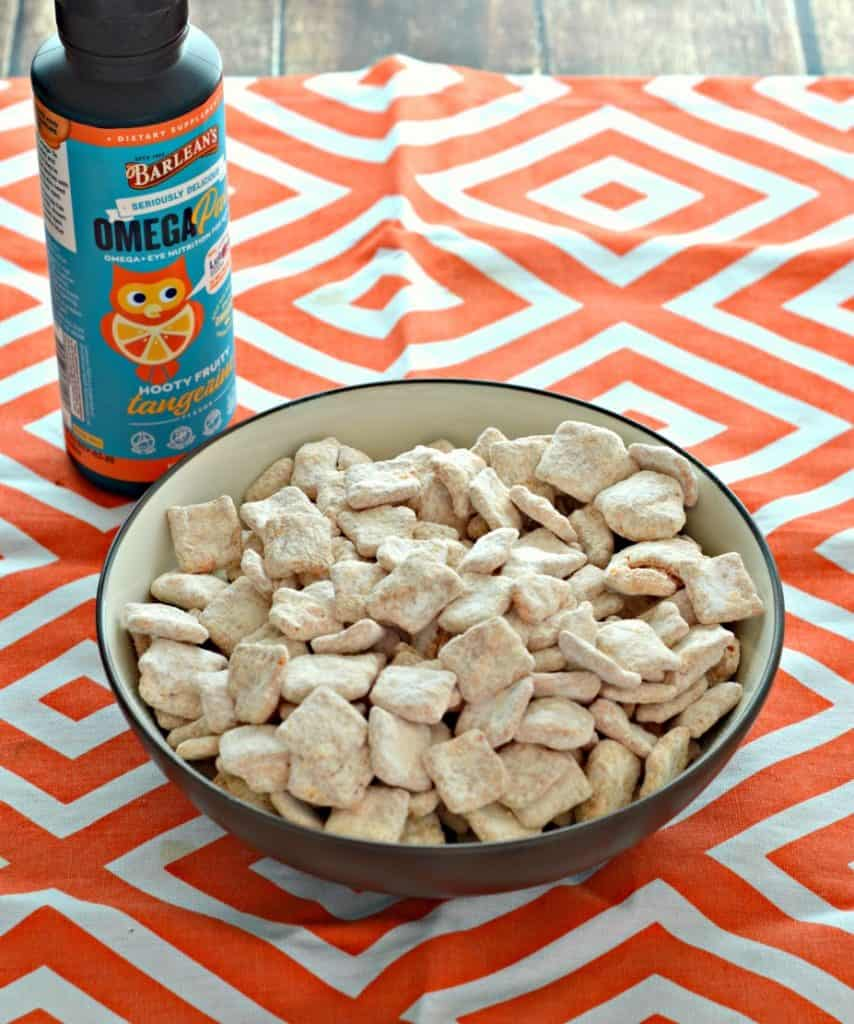 Creamsicle Puppy Chow