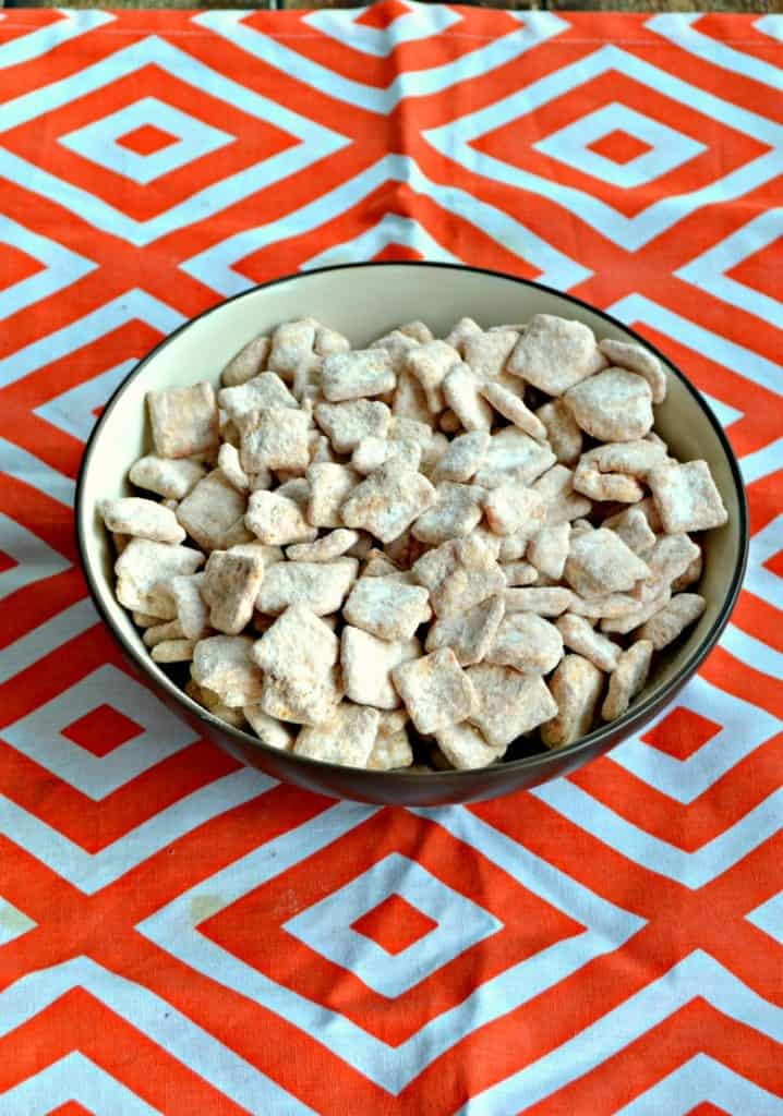 Kids love Creamsicle Puppy Chow