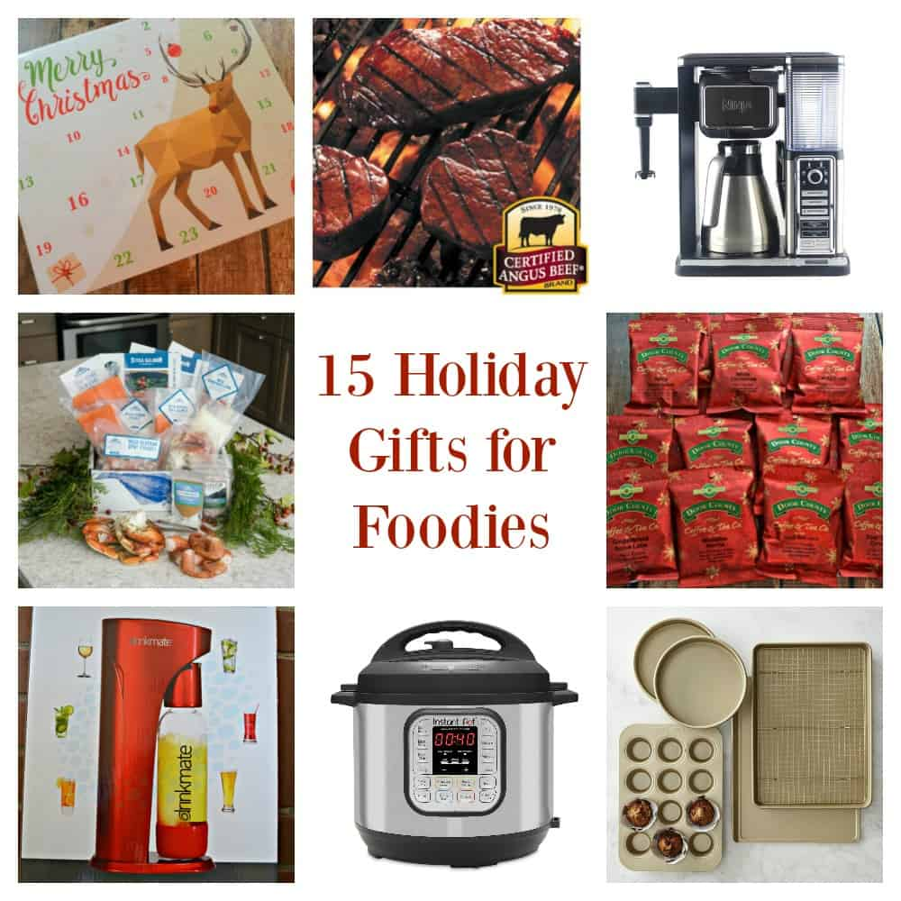 15 Holiday Gifts for Foodies