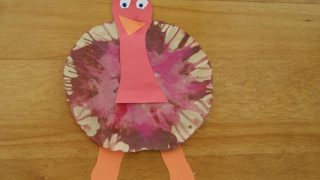 {Gobble, Gobble} A Thanksgiving Preschool Craft