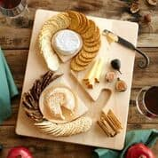 Cheese and Cracker Board