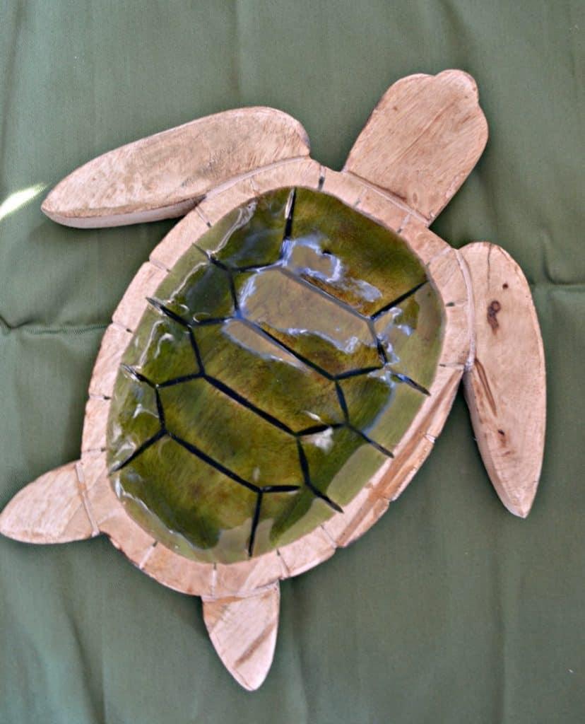 Turtle Serving Platter
