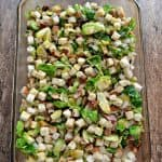 Brussels Sprouts and Bacon Stuffing