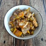 Ginger Pork and Eggplant Stir-Fry