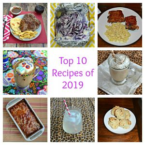 The Top 10 Most Popular Recipes of 2019