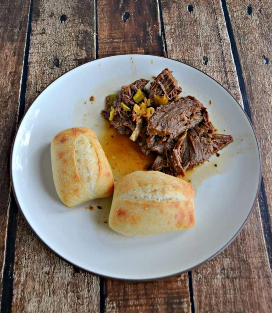 Instant Pot Mississippi Roast