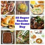 22 Super Snacks for Game Day