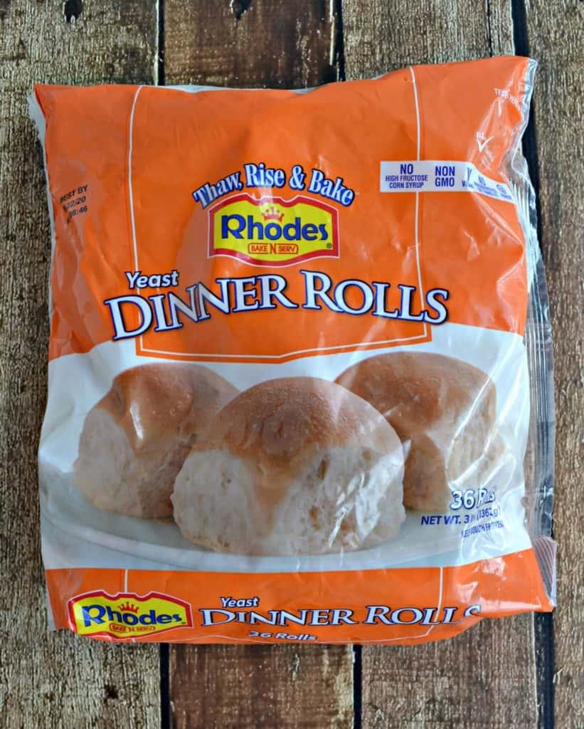 Rhodes Yeast Dinner Rolls