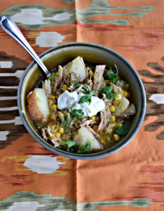 Instant Pot Pork and Green Chile Stew