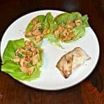 The Best Asian Chicken Lettuce Wraps