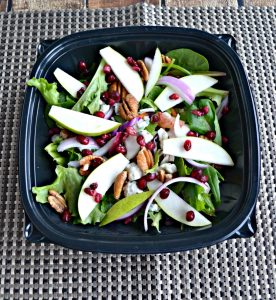 Pear and Pecan Winter Salad