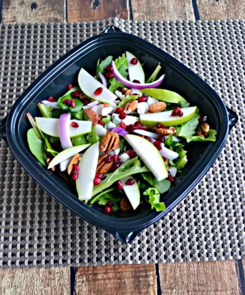 Dig into this Pear and Pecan Winter Salad