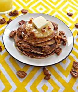 Hummingbird Pancakes #SpringSweetsWeek