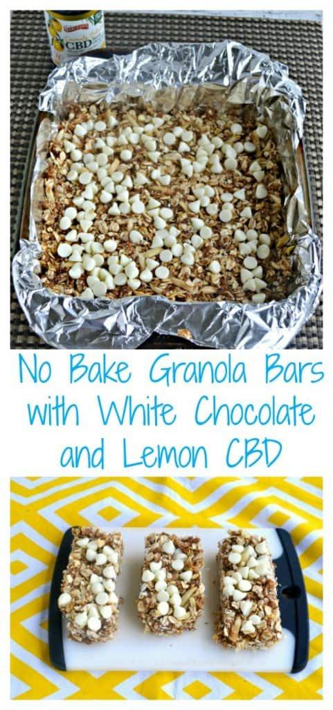 How to make No Bake Granola Bars