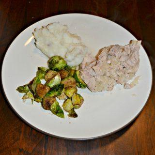 Pork and Sauerkraut for dinner
