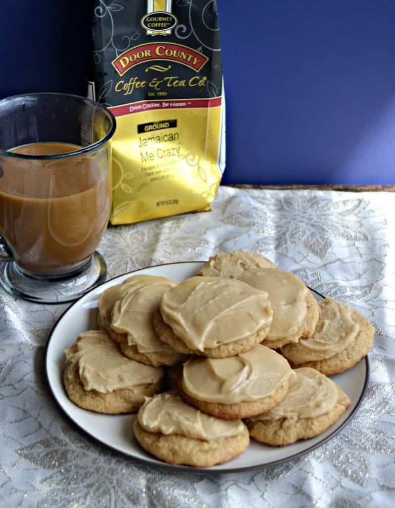 Door County Coffee and cookies