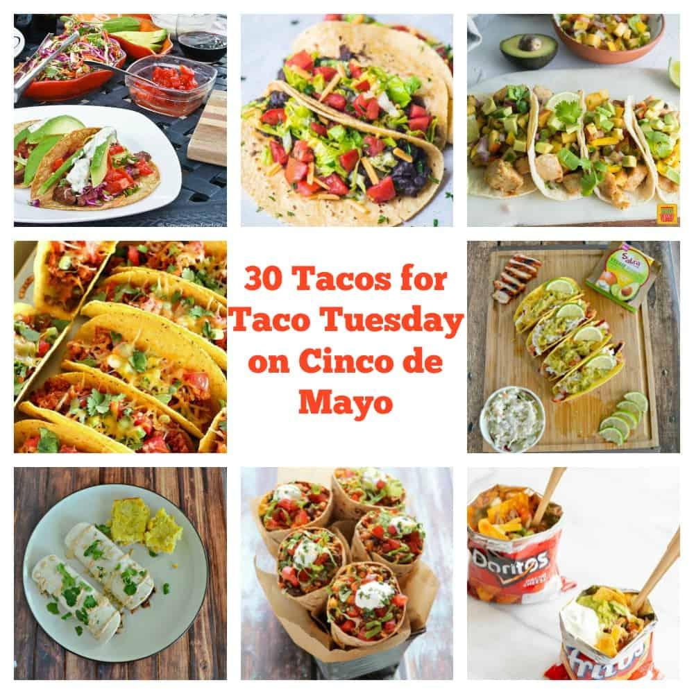 30 Taco Recipes for Taco Tuesday