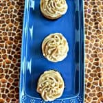 Coffee Cupcakes with Coffee Buttercream Frosting