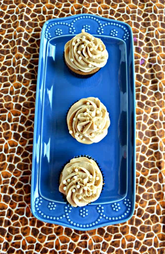 Coffee Cupcakes with Buttercream Frosting