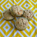Sourdough Hummingbird Muffins